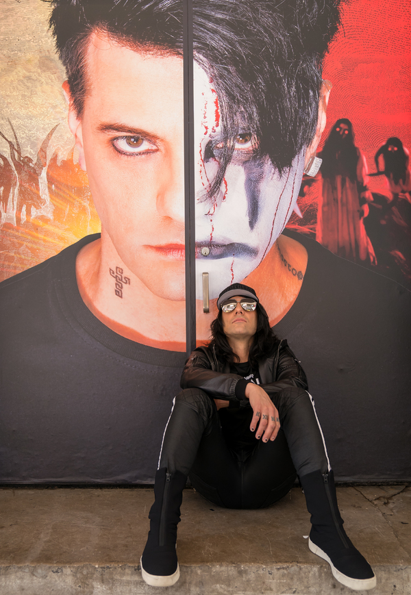 Criss Angel Photo
