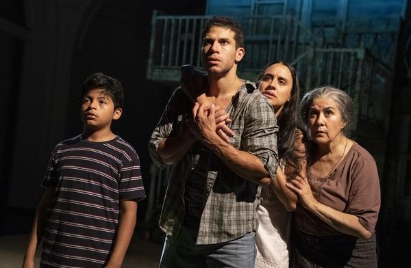 Photos: First Look at Luis Alfaro's MOJADA at The Public