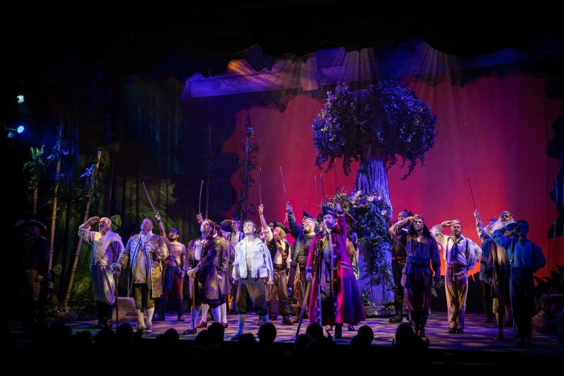 BWW Interview: TREASURE ISLAND: Advancing the Art Form with New Work