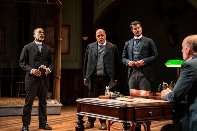 BWW Review: A HUMAN BEING, OF A SORT at Williamstown Theatre Festival Examines the Complex Notion of Freedom