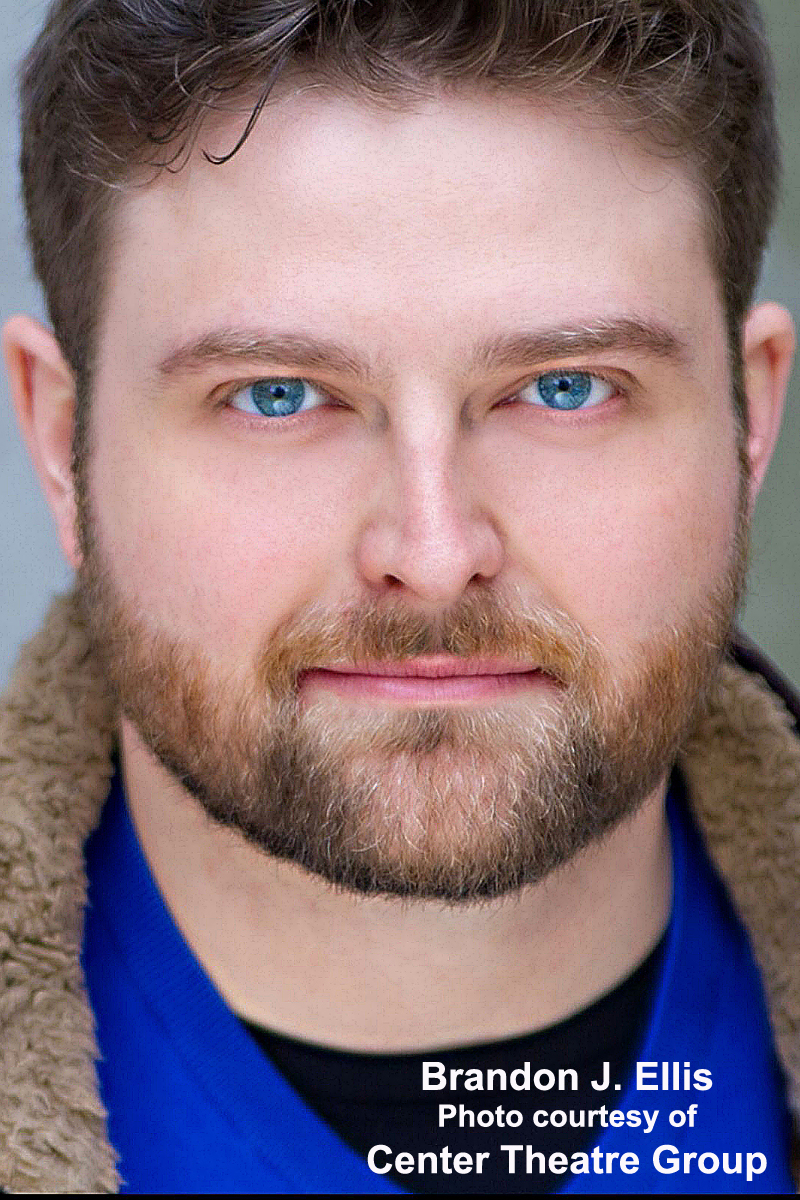 BWW Interview: From Understudy to Lead, Brandon J. Ellis Can't Go WRONG