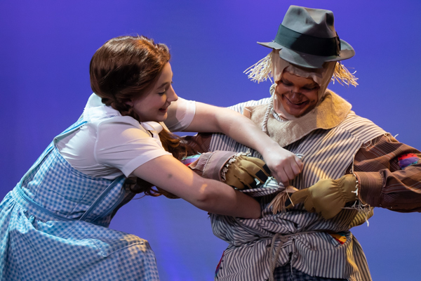 Photo Coverage: First look at MTVarts' THE WIZARD OF OZ