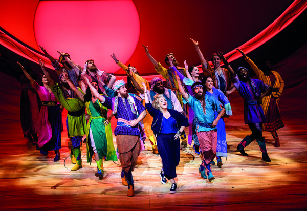 Photo Flash: First Look at JOSEPH AND THE AMAZING TECHNICOLOR DREAMCOAT