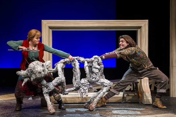 Photo Flash: First Look at Barrington Stage Company's INTO THE WOODS