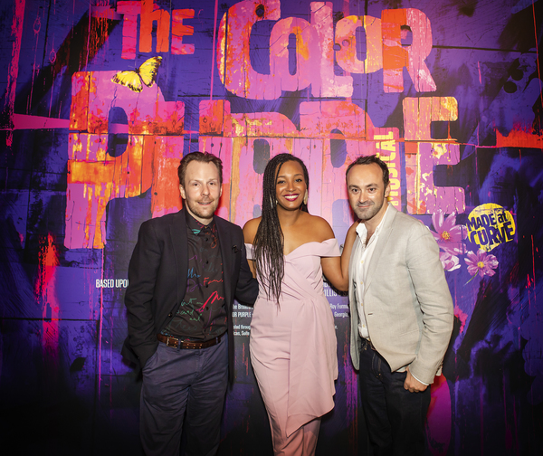 Photos: Inside The Opening Night Party of THE COLOR PURPLE at Leicester Curve