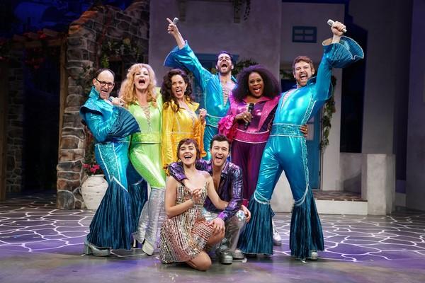 Photos: MAMMA MIA! at Bucks County Playhouse