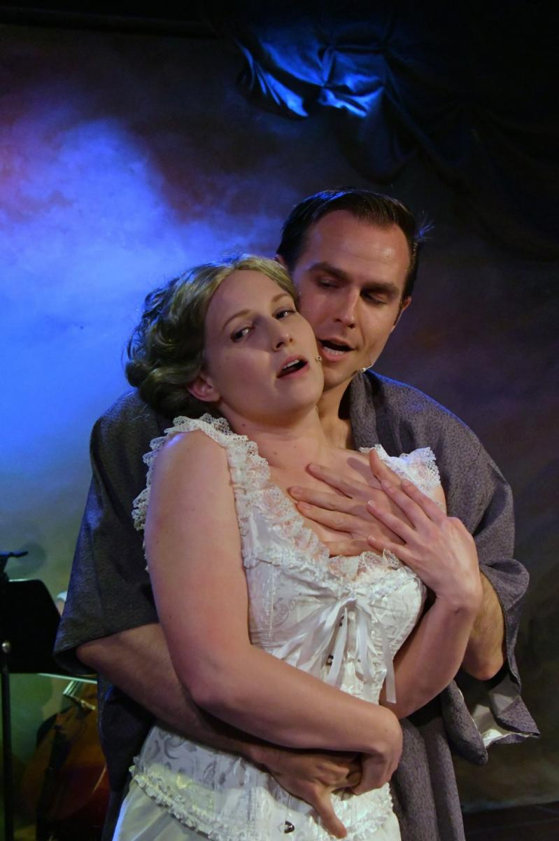 BWW Review: PASSION at Custom Made Theatre Co. Presents a Chamber Version of the Sondheim & Lapine Classic