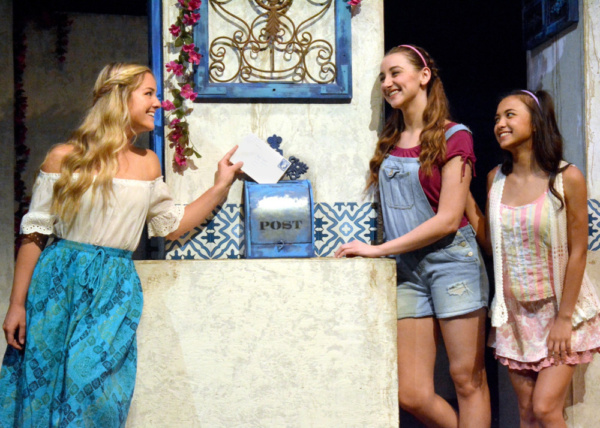 Photo Flash: First Look at MAMMA MIA! at Laguna Playhouse