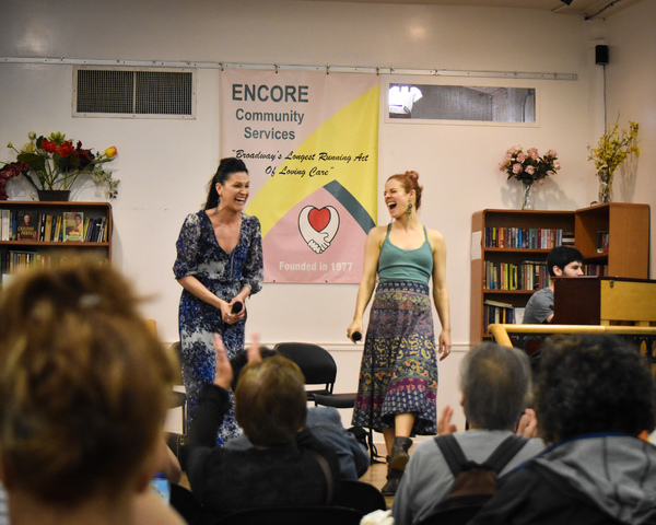 Photo Flash: THE CHER SHOW and CHICAGO Perform at Sing For Your Seniors' Broadway Sessions