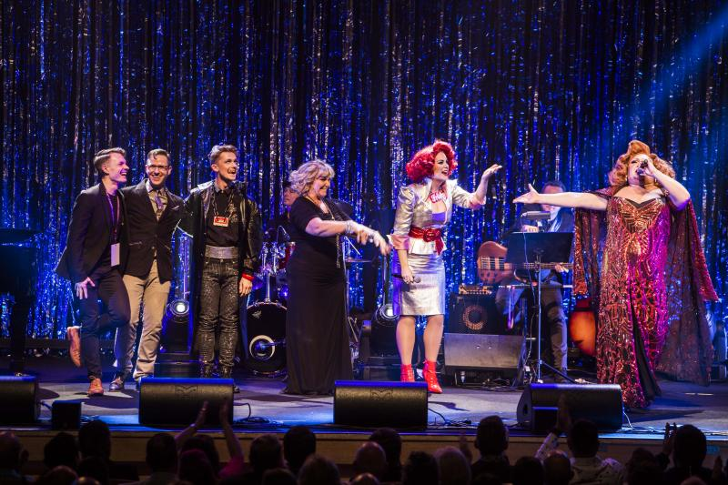 BWW REVIEW: The Inaugural SYDNEY CABARET FESTIVAL Opens In Style With An ALL STAR GALA