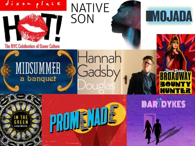 The Maxamoo Podcast Previews July Theatre in New York