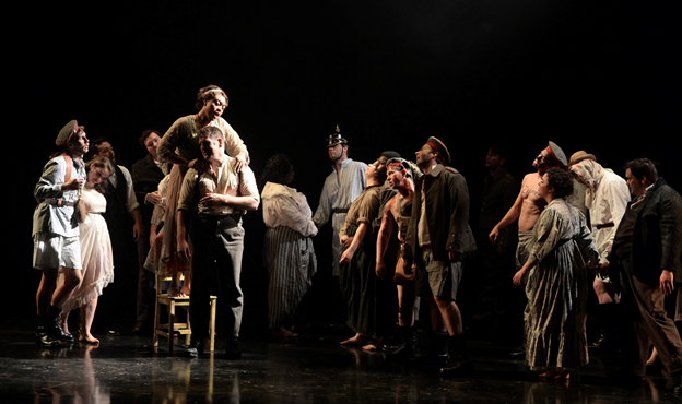 BWW Review: WOZZECK at Des Moines Metro Opera: A Thought Provoking Work of Art