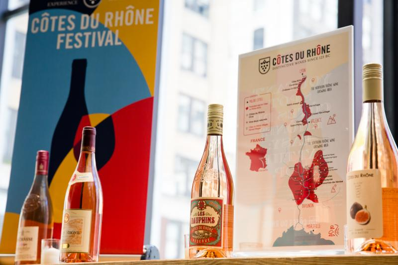 Photo Coverage: COTES DU RHONE Festival in NYC Brings the Joy of Wine and Food to Guests