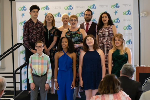 Photo Coverage: Inside Columbus Children's Theatre's FOREVER YOUNG