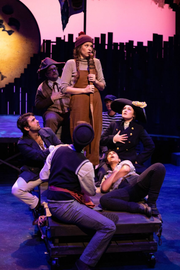 Photo Flash: First Look at Hope Summer Rep's THE OLD MAN AND THE OLD MOON