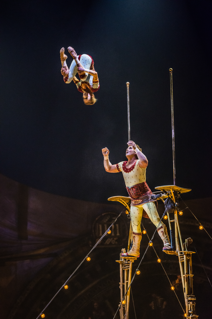 BWW Review: KURIOS- CABINET OF CURIOSITIES by Cirque Du Soleil in Singapore