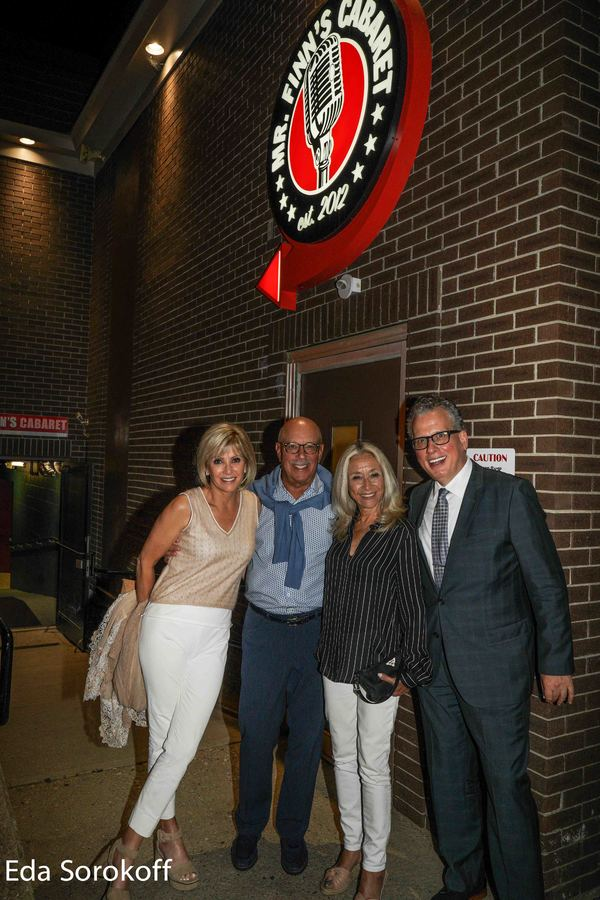 Photo Coverage: Jim Caruso and Billy Stritch Bring Cast Party To Barrington Stage Co.