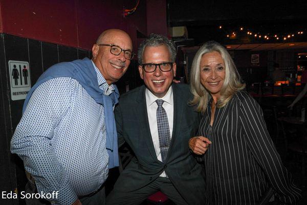 Sandford Fisher, Billy Stritch, Eda Sorokoff Photo