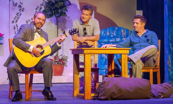 Warren Hovis, Matthew Mickal, Gary Rucker Photo