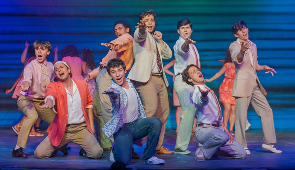 Photos: First Look at Rivertown's MAMMA MIA!