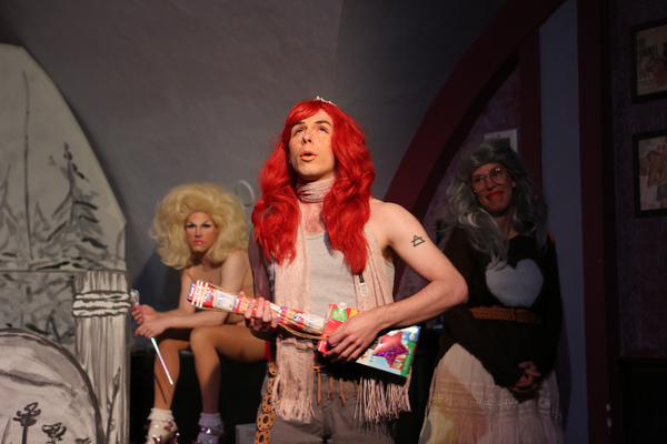 Photo Flash: Hell in a Handbag Productions' Presents THE DRAG SEED