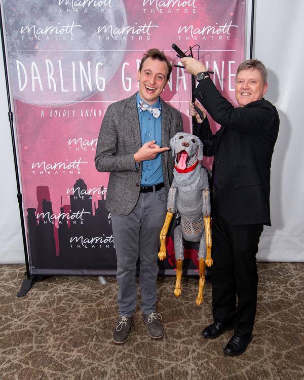 Photo Flash: Marriott Theatre Celebrates Opening Night Of DARLING GRENADINE