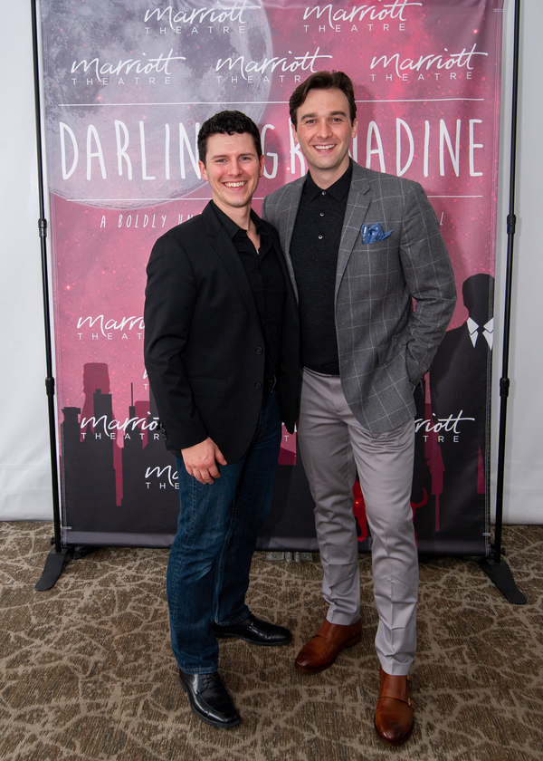 Photos: Marriott Theatre Celebrates Opening Night Of DARLING GRENADINE
