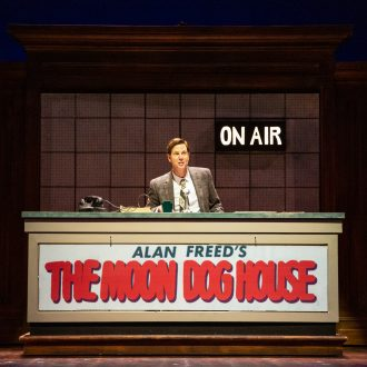 BWW Review: ROCK AND ROLL MAN: THE ALAN FREED STORY at Berkshire Theatre Group Puts A Spell On The Berkshires.