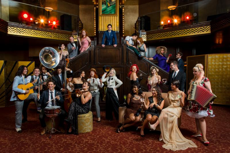BWW Review: Postmodern Jukebox Brings the Riffs Back to OC's Segerstrom Center