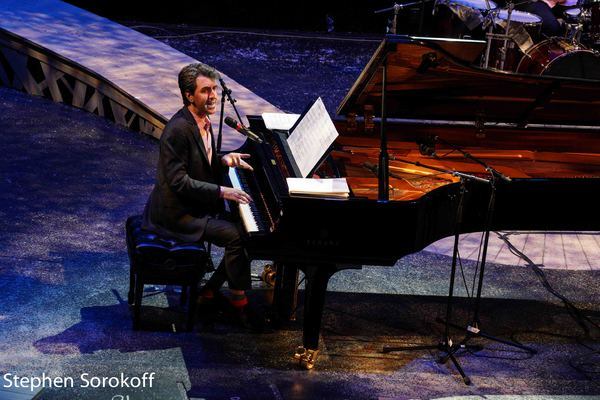 Photo Coverage: Jason Robert Brown Performs at Barrington Stage Co.