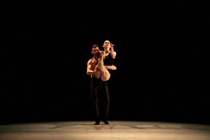 BWW Review:  BARAK BALLET BOURREES BACK TO THE BROAD WITH NEW REPERTOIRE at The Broad Stage
