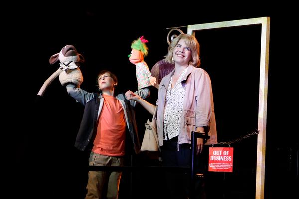 Photo Flash: North Shore Music Theatre Presents Disney's FREAKY FRIDAY