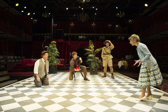BWW Review: TWELFTH NIGHT at Shakespeare & Company Takes A Refreshingly Unique Approach To A Centuries Old Classic