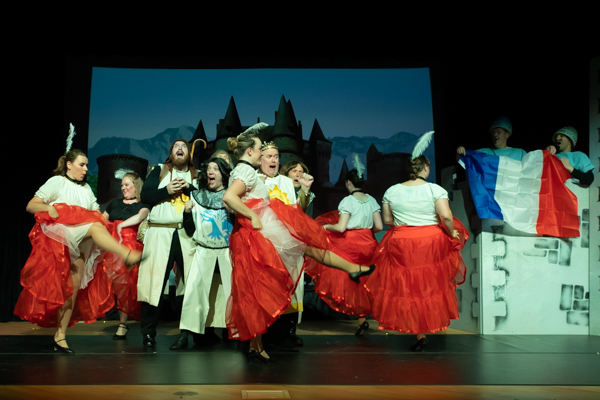 Photo Coverage: First look at Pickerington Community Theatre's SPAMALOT