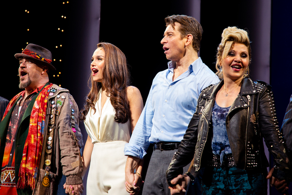 Eric Anderson, Samantha Barks, Andy Karl, Orfeh