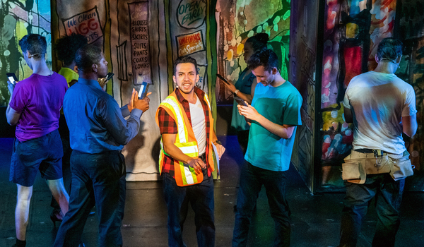 Photo Flash: Go Undercover with a First Look at I SPY A SPY