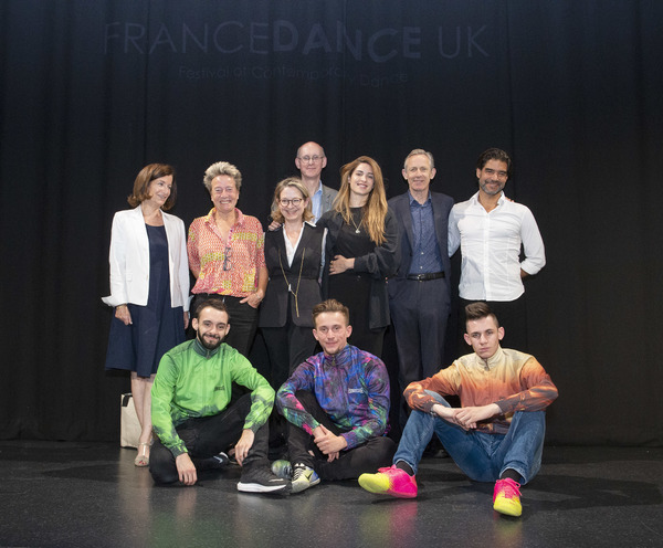 Photo Flash: London Welcomes FRANCEDANCEUK