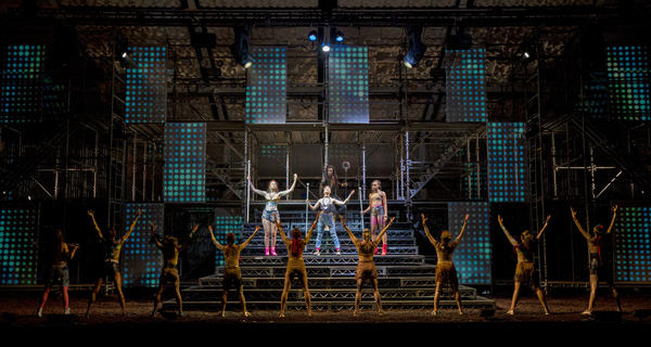 Photo Flash: The Classical Theatre of Harlem Presents THE BACCHAE