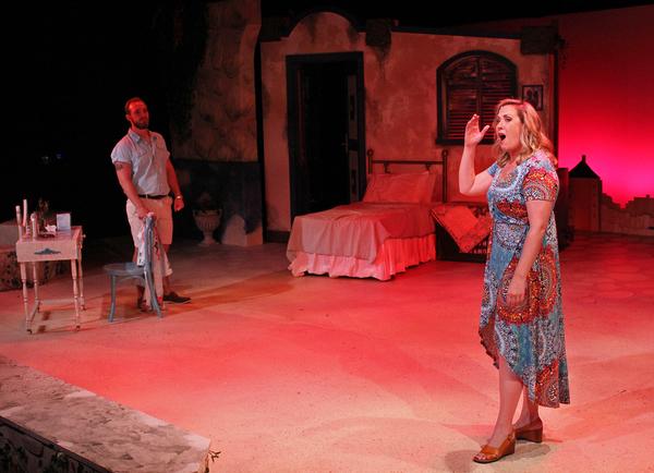 Photo Flash: MAMMA MIA! Premieres At Cortland Rep