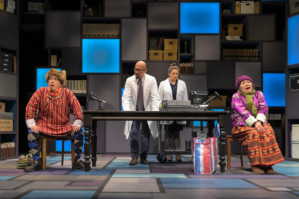 Photo Flash: TheatreWorks Silicon Valley Presents THE LANGUAGE ARCHIVE
