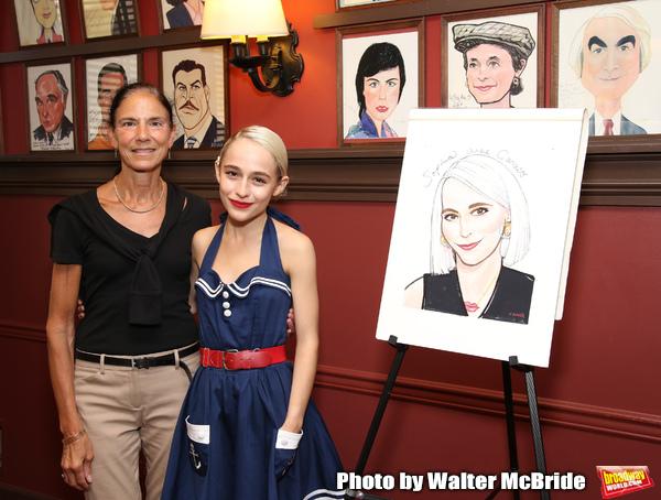 Gabrielle Palitz and Sophia Anne Caruso Photo