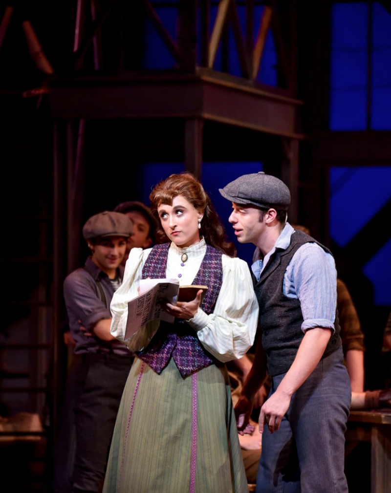 BWW Review: DISNEY'S NEWSIES Leaps With Pride And Revolution At Lyric Theatre Of Oklahoma