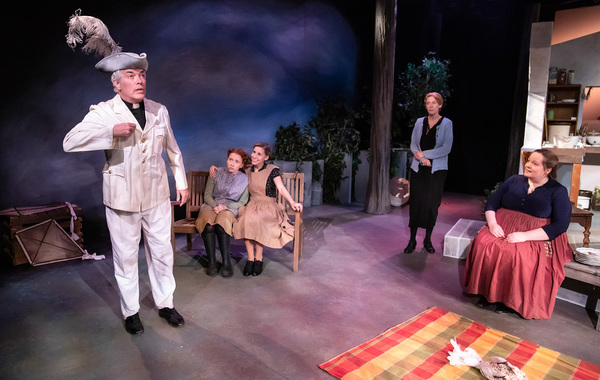 Photo Flash: DANCING AT LUGHNASA Comes to a Atwater Village Theatre