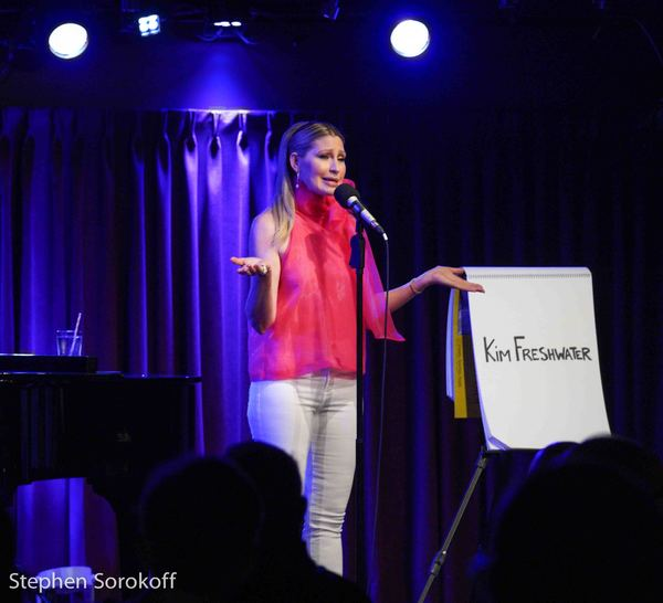 Photo Coverage: Luba Mason Premieres A Broadway-Centric  Concert at The Green Room 42