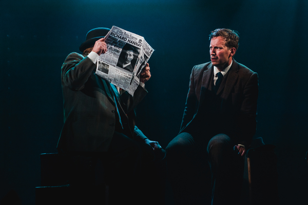 Photos: First Look at THE 39 STEPS at The Barn Theatre