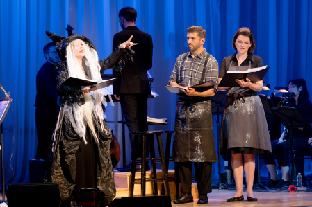 BWW Review: Alice Ripley, Tony Yazbeck, Kate Shindle, Betsy Wolfe Star in Cleveland Musical Theatre's INTO THE WOODS Concert