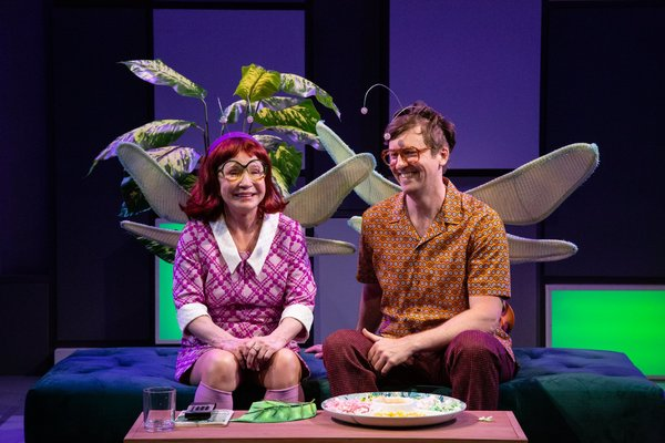 Debra Jo Rupp and Cary Donaldson