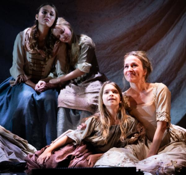 Photo Flash: First Look at LADYSHIP a New Musical Setting Sail at NYMF
