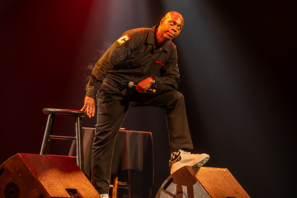 Photo: Dave Chappelle Takes on Broadway