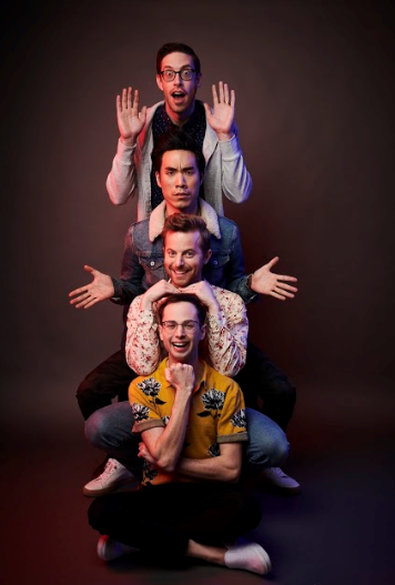 BWW Interview: The Try Guys of THE TRY GUYS: LEGENDS OF THE INTERNET at Balboa Theatre